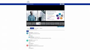 Public chat in Clevercast